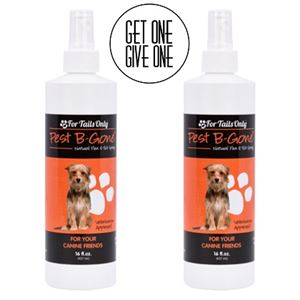 Picture of FTO - Pest B Gone for Dogs 16 oz Spray [QTY: 2]